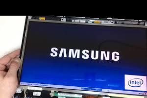 تعمیر لولای لپ تاپ سامسونگ