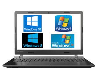 سیستم عامل لپ تاپ