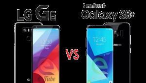Galaxy S8 یا LG G6