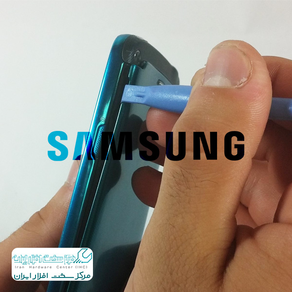 تعمیر تاچ موبایل سامسونگ Samsung