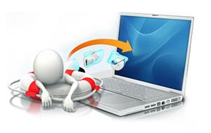 ریکاوری هارد لپ تاپ سامسونگ با مشکل آسیبدیدگی
