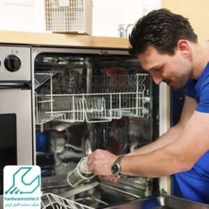 تعمیر ظرفشویی سامسونگ در منزل