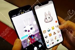 ایموجی های متفاوت در گوشی های Galaxy S9/S9+