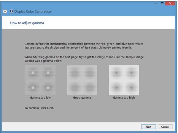 رفع مشکل رنگ غیرعادی نمایشگر لپ تاپ