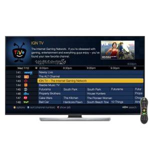 مرتب سازی کانال های تلویزیون