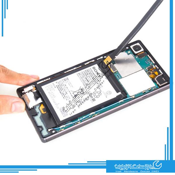 تعمیر باتری موبایل