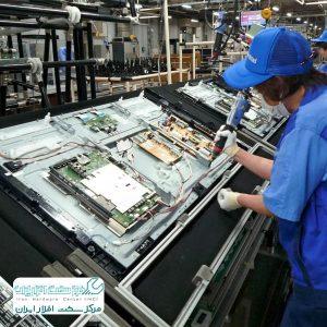 توقف تولید تلویزیون های LCD