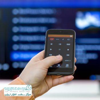 نرم افزار کنترل تلویزیون سامسونگ برای اندروید