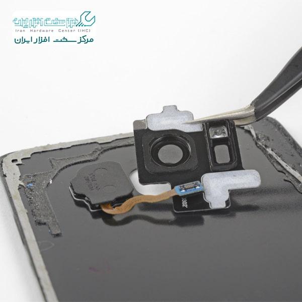 تعمیر دوربین گوشی سامسونگ samsung