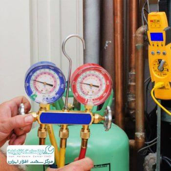 شارژ گاز کولر گازی سامسونگ