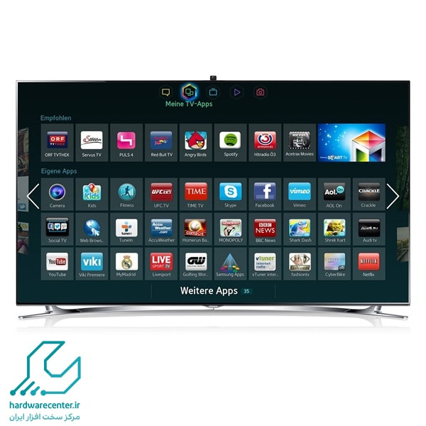 آموزش نصب برنامه روی تلویزیون سامسونگ