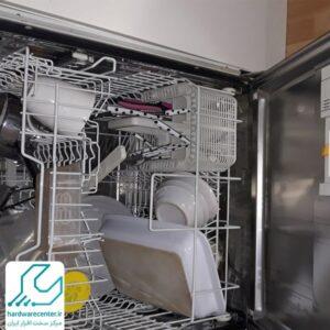 آبگیری نکردن ماشین ظرفشویی