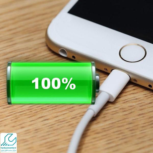 افزایش طول عمر باتری موبایل