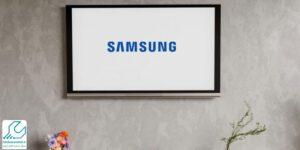 سفید شدن صفحه تلویزیون سامسونگ