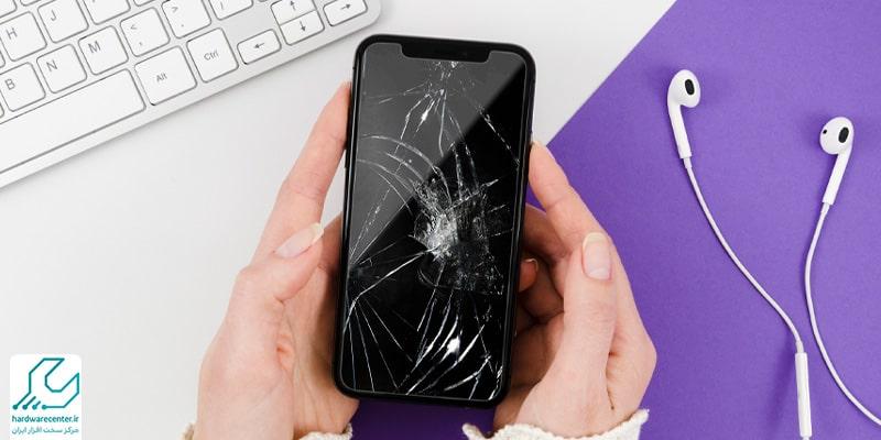 انتقال اطلاعات گوشی ال سی دی شکسته به کامپیوتر